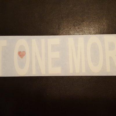 NOM Sticker